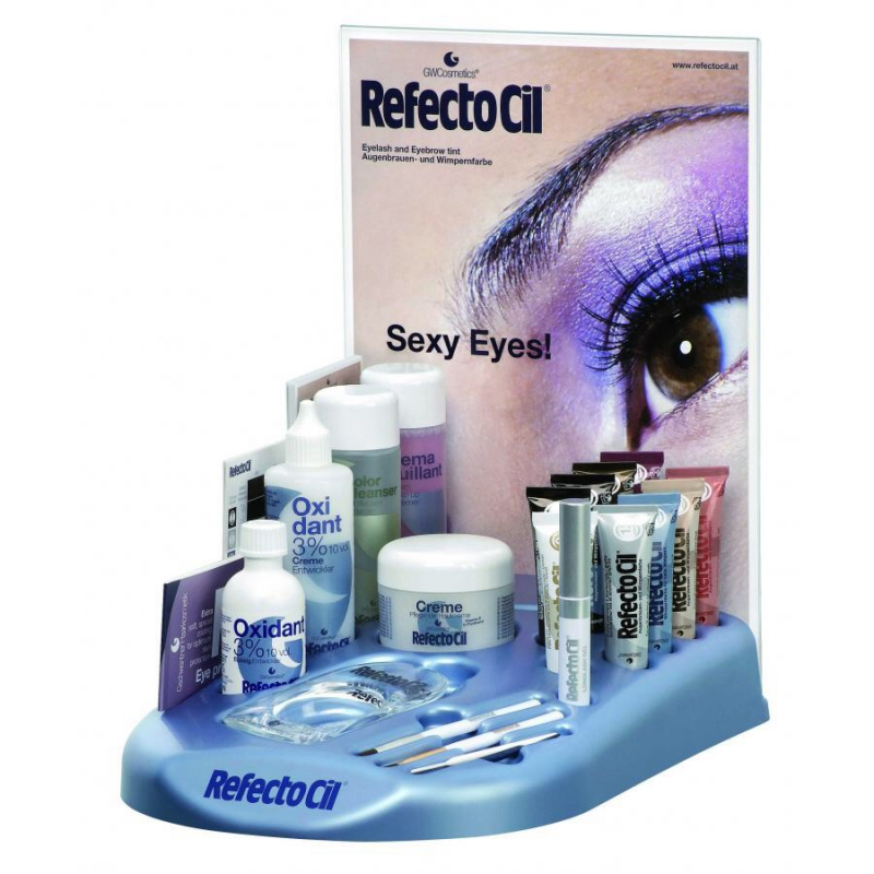RefectoCil Verfstation wimperverf leverancier