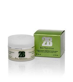2B Bio Nutrition - herstellend crèmemasker