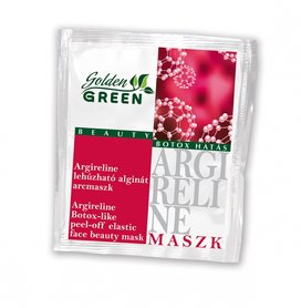 Golden Green Peel-off masker met Argireline