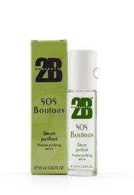 2B Bio SOS Boutons acne serum