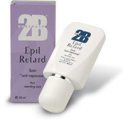 2B Epil Retard - haargroeiremmende crème