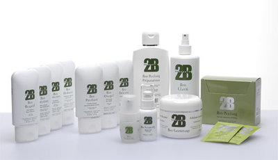 Biopeeling startersset 2B Biobeauty