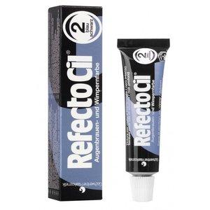 RefectoCil wenkbrauw- en wimperverf - Blauw Zwart